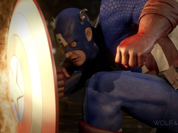 Avengers: Battle for Earth / Comicon